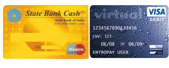 can i use maestro card for online payments