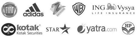 100s of the world's most popular brands who rely on our platform.