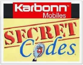 Karbonn Mobile Tricks