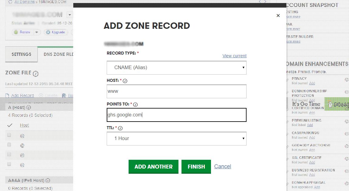 cname-addzone-record