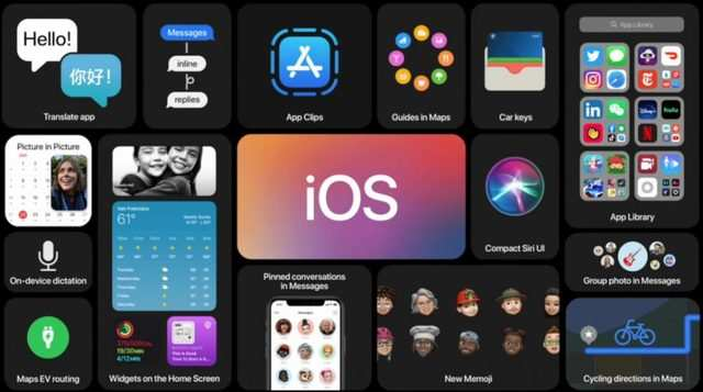 How to change app icons and name on iOS 14 home screen